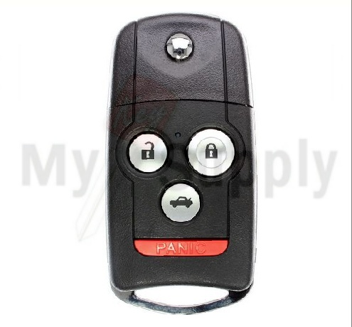 2007-2008 Acura TL Flip Key 4B