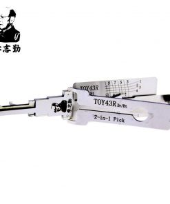 LISHI TOY43R 2-in-1 Pick Decoder